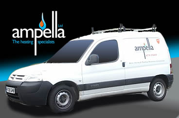 Ampella Engineer's Van