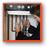 We attend to boiler and system breakdowns